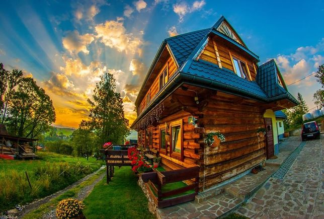 Dacza Turysty i Biegacza, pokoje z widokiem na Tatry, wolne wakacje