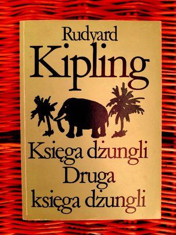 Księga dżungli 1 i 2 - Rudyard Kipling