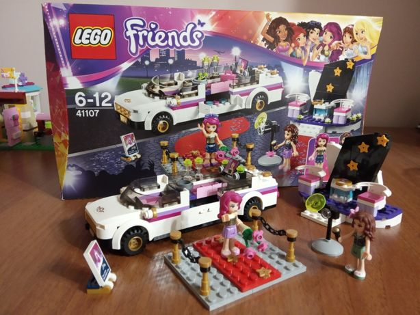 LEGO Friends Лимузин поп-звезды (41107) оригинал