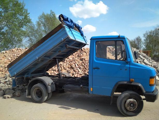 Transport Ziemia,Piasek,Beton B20,Beton suchy,Drewno