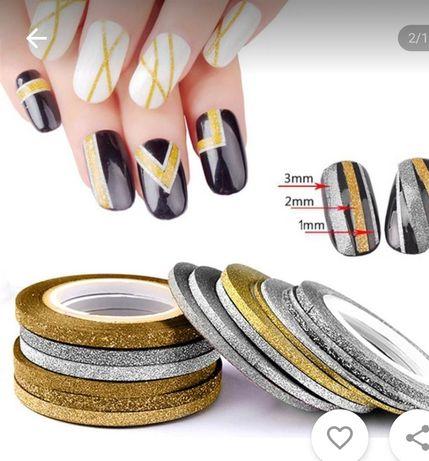 Набір для нігтів,термоаплікація