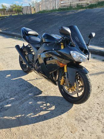 Kawasaki zx10r 2007