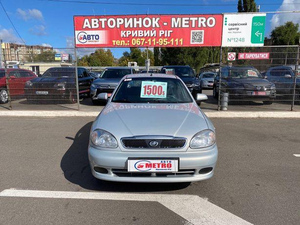 Daewoo (80) Sens 2014г.в. (ВЗНОС 30%) Авторынок METRO Кривой Рог
