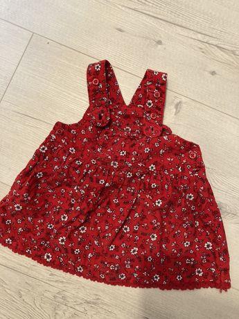 Sukieneczka dla niemowlaka roz. 56