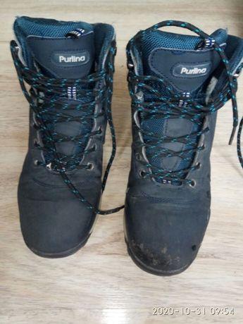 Зимние ботинки на мальчика 35 размер