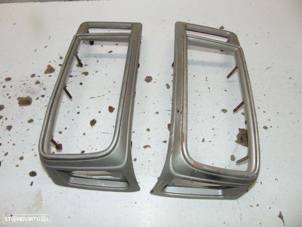 Toyota corolla ke20 aros dos farolins de trás e cantos dos guarda lamas