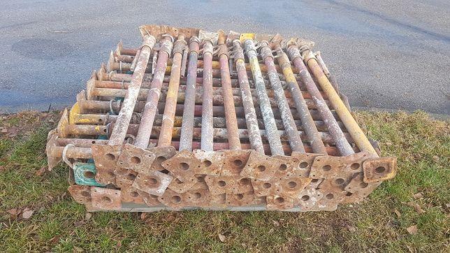 Stemple metalowe, Budowlane, Małe regulowane, podpory do okien, piwnic