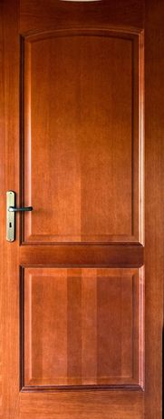 Sprzedam drzwi  Bukowe wewnetrzne 80 cm