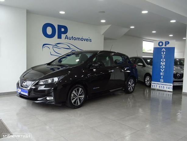 Nissan Leaf Acenta Nav.