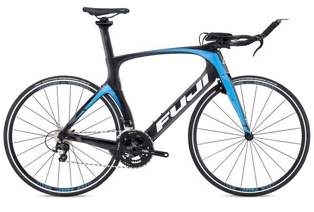 Nowy Rower Fuji Norcom Straight Triathlon TRI szosa 53 cm / 81,5 stand