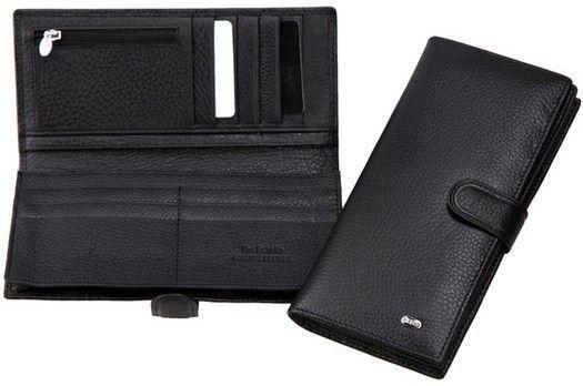 Мужской кожаный кошелек портмоне ST натуральная кожа из турция.