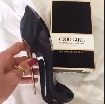 Элитный женский парфюм Good Girl Carolina Herrera. Туфелька.