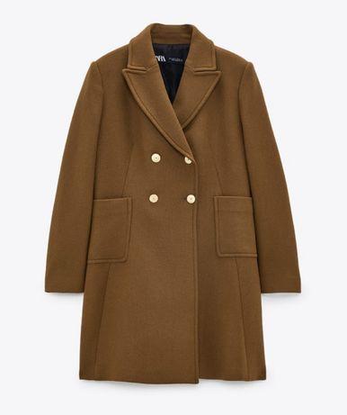 Nowy płaszcz Zara Toffie M