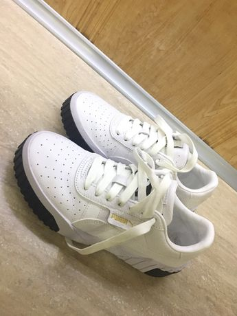 Buty Puma CALI białe 37
