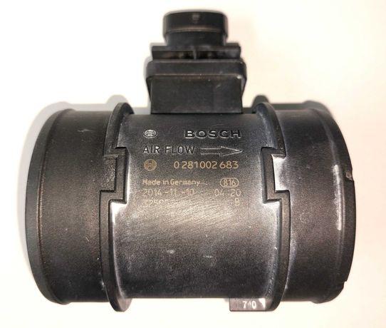 BOSCH Medidor de massa de ar - Ref. 0 2 8 1 0 0 2 6 8 3.