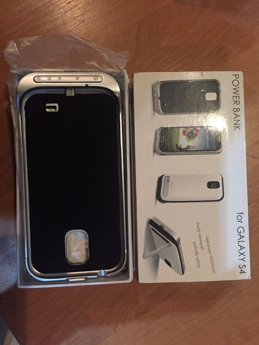 Чехол аккумулятор power bank для Samsung Galaxy S4 Черновцы - изображение 1