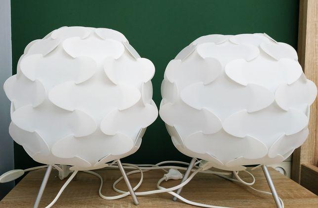 Lampa sufitowa Ikea + dwie lampy stołowe