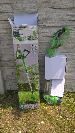 Podkaszarka akumulatorowa 20V nowa do koszenia trawy