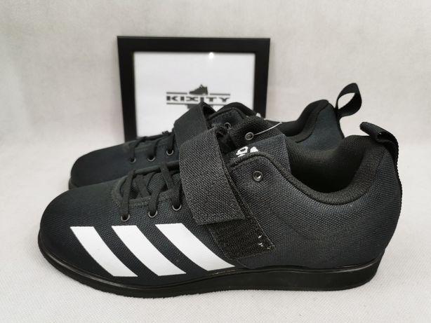 Nowe oryginalne buty podnoszenia ciężarów Adidas Powerlift 45 1/3 29cm