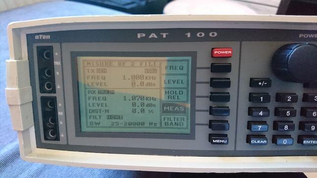 Generator plus miernik THD+N PAT 100