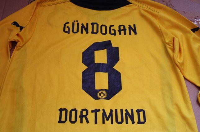 Borussia Dortmund bluza pilkarska Gundogan 8