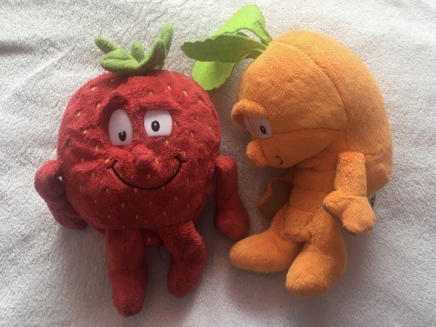 Świeżaki - truskawka i marchewka