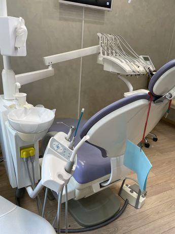 Стоматологическая установка Siger в идеальном состоянии