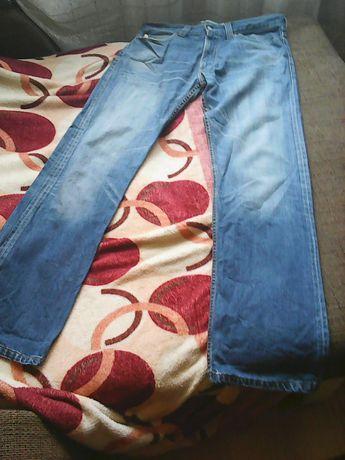 męskie spodnie jeansowei Levis
