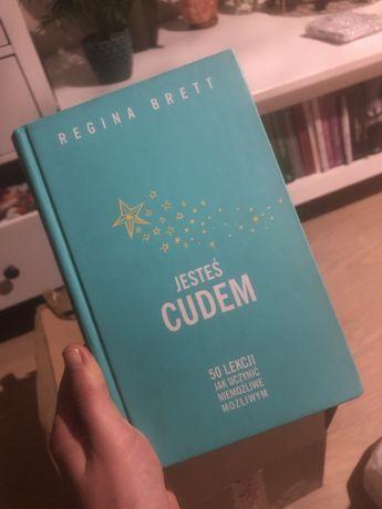 książka regina brett jesteś cudem