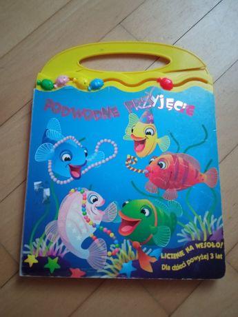 Książka podwodne przyjęcie