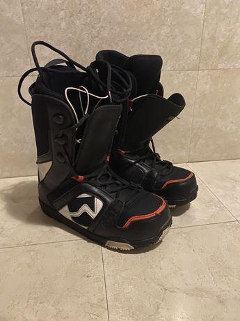 Боти для сноуборду NIDECKER CHARGER EU45 ( черевики для сноуборду)