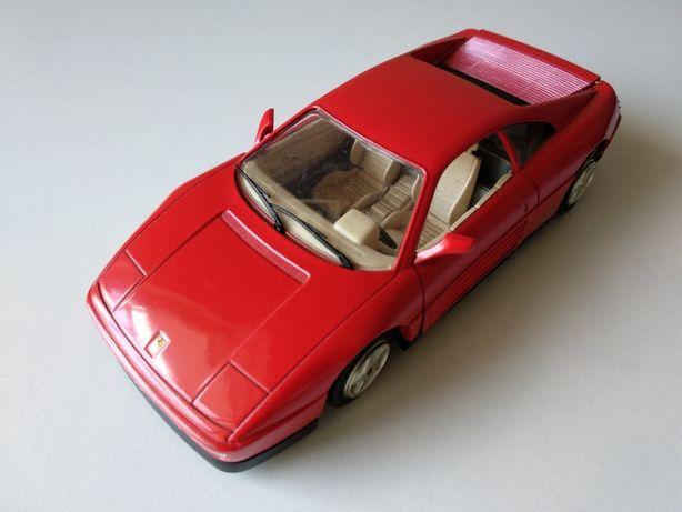 Carros de coleção Burago - Ferrari 348 TB
