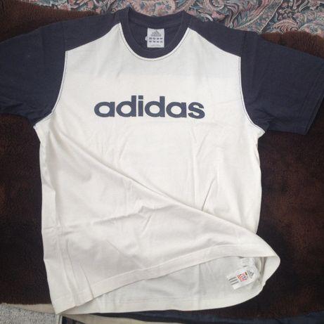 Koszulka Vintage T shirt Adidas oryginał rok 2002 klasyk