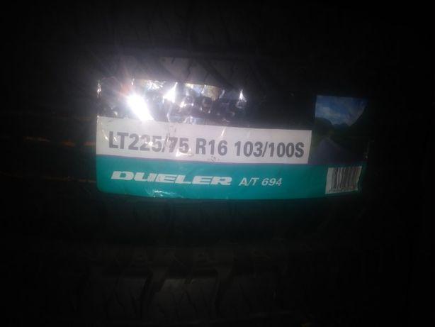 --- 225/75r16 Bridgestone Dueler AT 694 - NOWE wyprzedaż