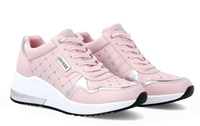 Buty sneakersy guess janetta