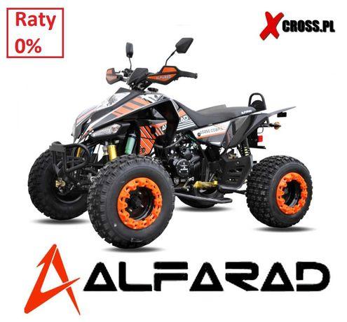 Quad 250 Cobra Alfarad Bashan ATV z homologacją manual ciecz Raty %