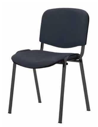 Продам б/у офисные стулья ИЗО черные