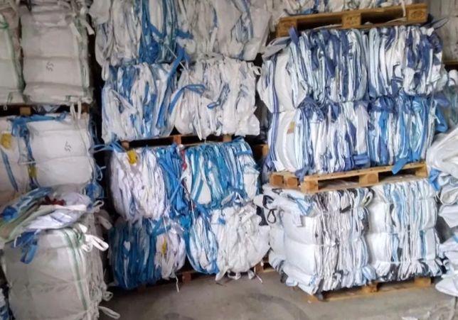 Worki Big Bag Bagi 70/105/125 Idealne na EURO paletę BigBag WYSYŁKA