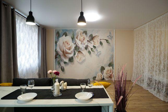 """Вишукана 1-кімнатна квартира-студія в елітній новобудові ЖК """"Яровиця""""."""