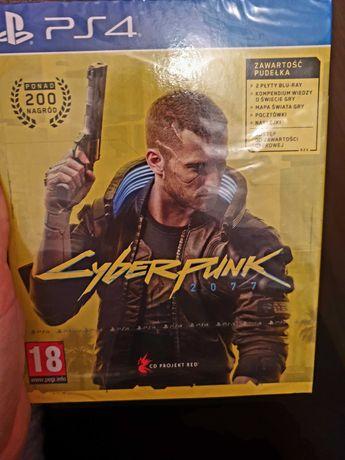 Gra Cyberpunk 2077 PS 4