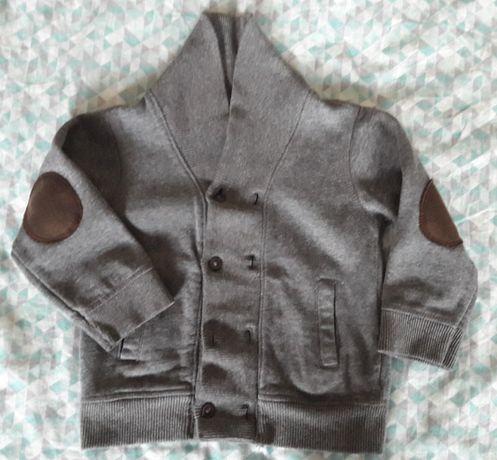 Sweter HM elegancka bluza 92