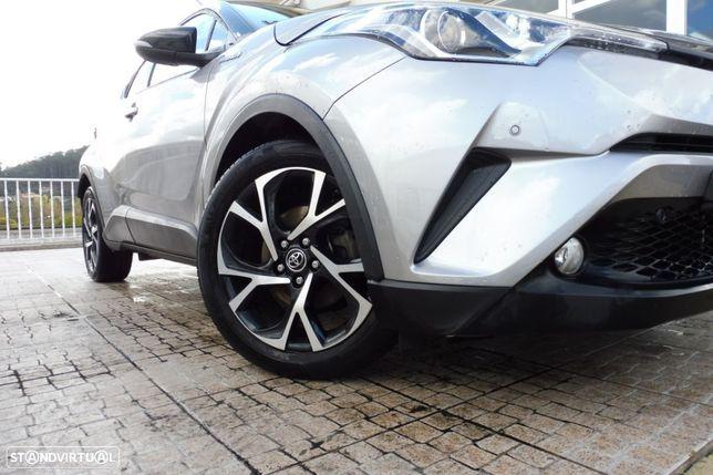 Toyota C-HR 1.8 HSD Comfort+P.Style