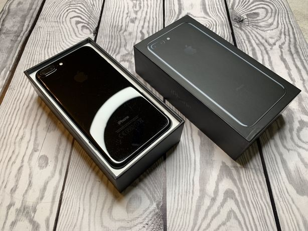 iPhone 7Plus 128 Gb Jet Black