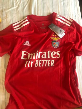 Camisolas SL Benfica 21/22