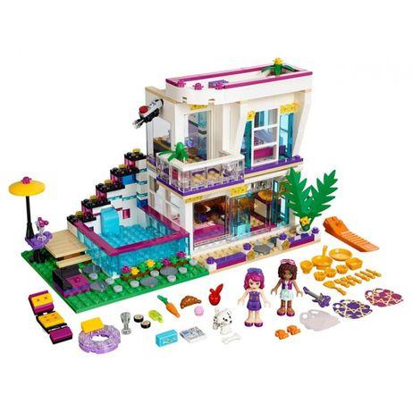 Конструктор «LEGO Friends. Поп-звезда: Дом Ливи» №41135
