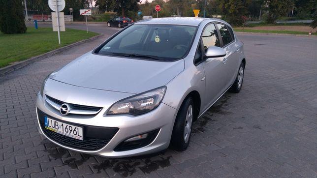 Sprzedam Samochód Opel Astra J 2015 r 1.4 Turbo 120KM Benzyna +Gaz