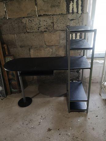 Biurko stolik pod Komputer metalowa konstrukcja