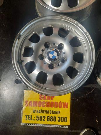 Orginalne Felgi aluminiowe BMW 15cali