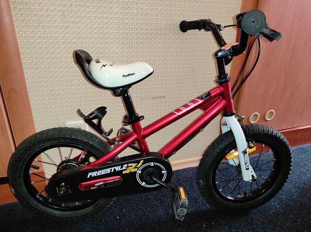 """Велосипед дитячий 4-5 років """"RoyalBaby Freestyle 14"""""""