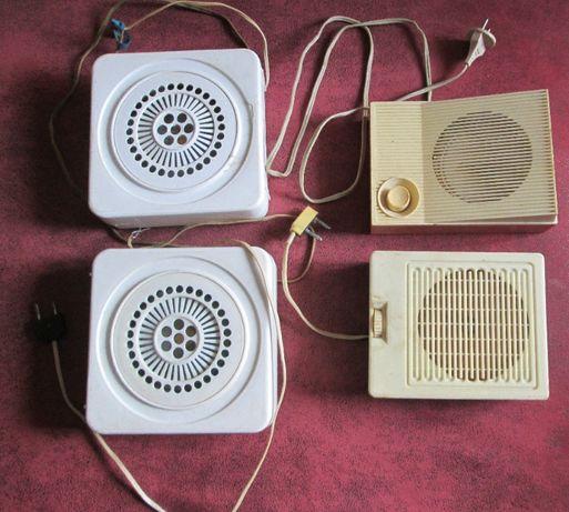 Громкоговоритель. Проводное радио.
